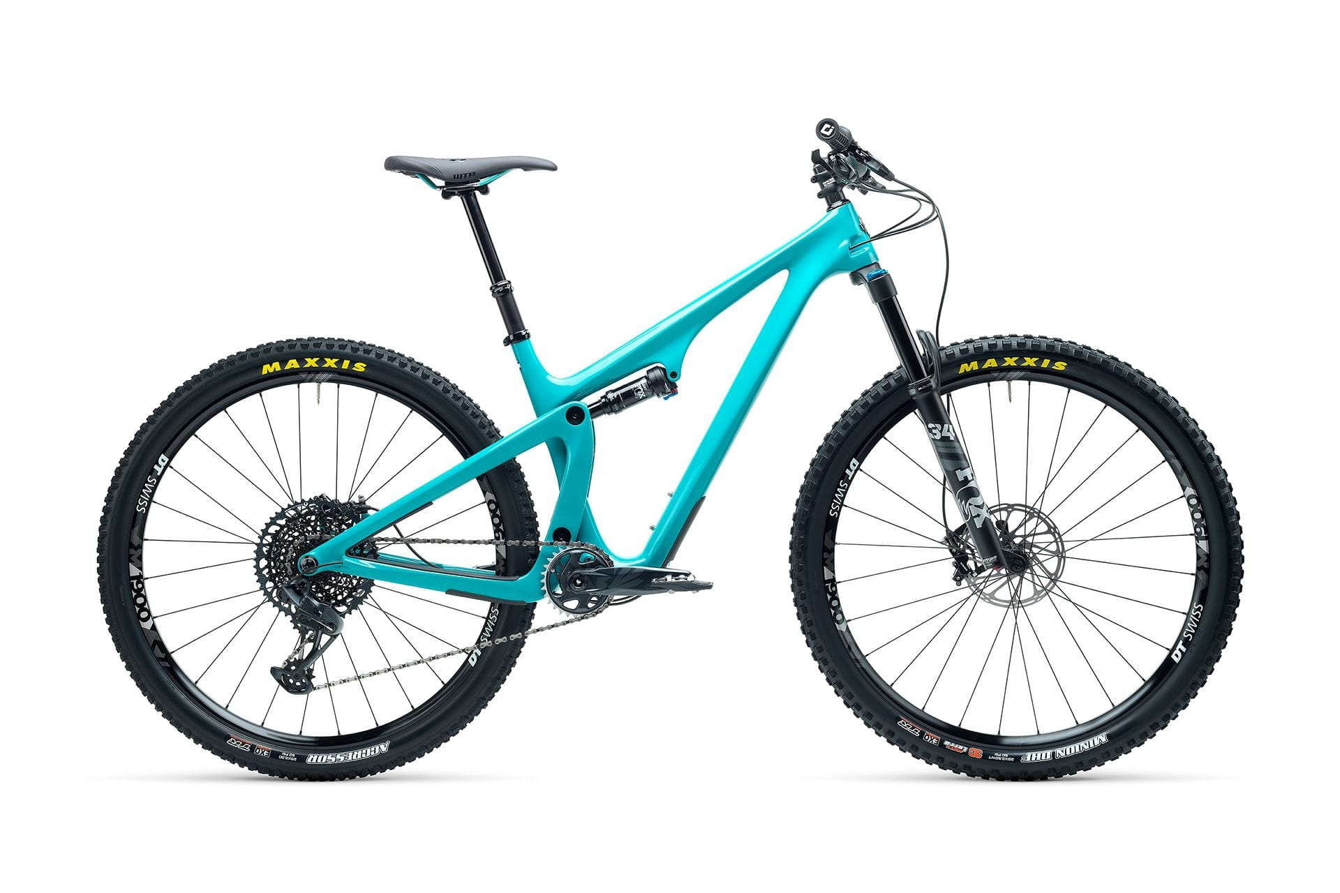 Yeti SB115 Trail bike rental in Whistler BC