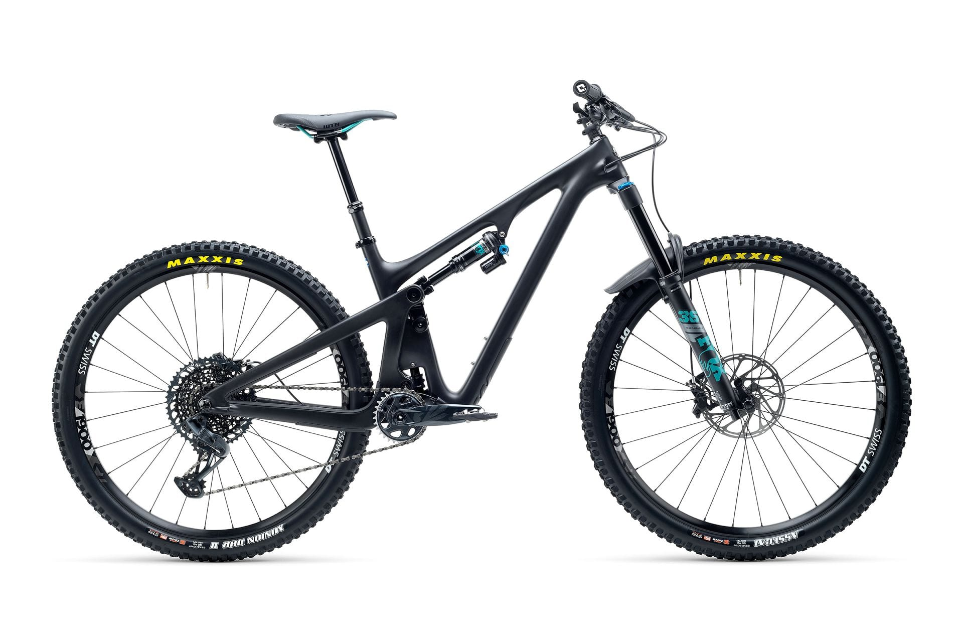 Yeti SB130 Lunch Ride rental in Whistler BC